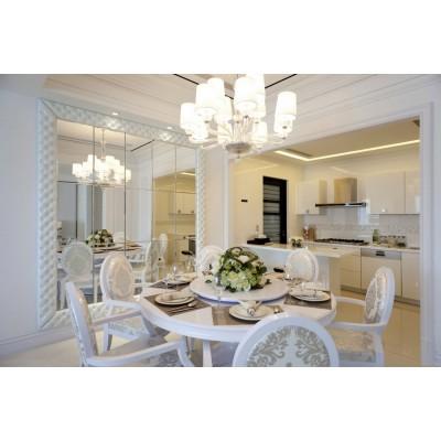 Современная гостиная: проектирование и управление светом