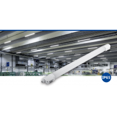 Светодиодный пылевлагозащищённый светильник Feron AL5067 IP65 88LED 4500K 32W 1190*40*30 мм 29545