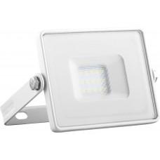 Прожектор светодиодный Feron 2835 SMD 10W 6400K IP65 AC220V/50Hz, белый с матовым стеклом LL-918 29491
