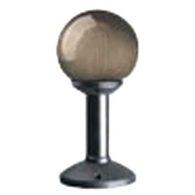 Светильник садово-парковый Астер (d200/d60/h20) Е27 IP43 дымчатый