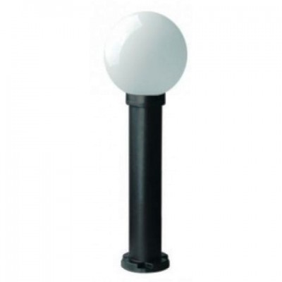 Светильник садово-парковый Астер (d200/d60/h60) Е27 IP43 молочный