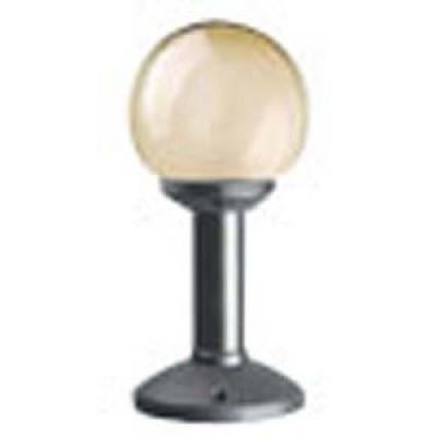 Светильник садово-парковый Астер (d200/d60/h20) Е27 IP43 янтарный