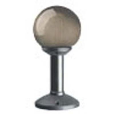 Светильник садово-парковый Астер (d200/d60/h20) Е27 IP43 призма дым