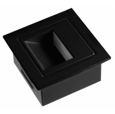 Подсветка Светкомплект ST-8074 3W BK (черный) 4100K 80*80 мм IP54