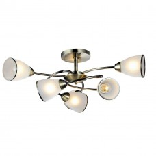 Потолочная люстра Arte Lamp A6059PL-6AB Innocente
