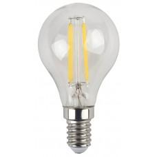 F-LED P45-7W-840-E27 ЭРА (филамент, шар, 7Вт, нейтр, E27) (10/100/3000)