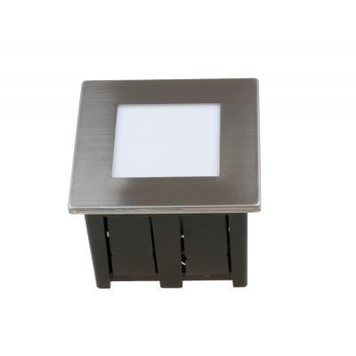 Подсветка светодиодная встраиваемая Светкомплект LDL 08 1,5W SN 4100K 80*80*91мм IP65