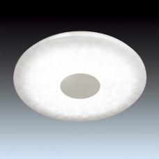 Потолочный светодиодный светильник Сонекс 2030/B Lesora 24 Вт 4000К