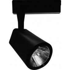 Трековый светодиодный светильник Feron AL101 12W 1080Лм 4000К черный (арт. 29645)