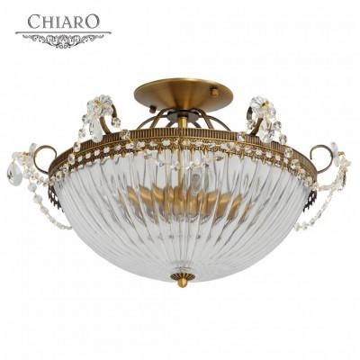 Хрустальная люстра Chiaro 482010204 Селена
