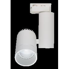 Светильник светодиодный трековый Светкомплект DLC-10R 10W белый 4500К 175*52мм, 900Lm