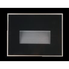 Подсветка светодиодная встраиваемая Светкомплект LDL 12 3W BK 3000-6000К 3W 105*81мм IP66, изменяемая цветность