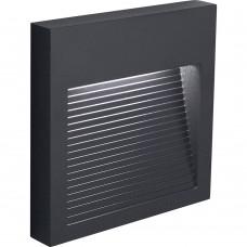Светодиодный светильник Feron DH204 5W 4000K, IP65, серый