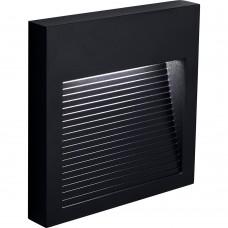 Светодиодный светильник Feron DH204 5W 4000K, IP65, черный
