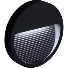 Светодиодный светильник Feron DH203 5W 4000K, IP65, черный