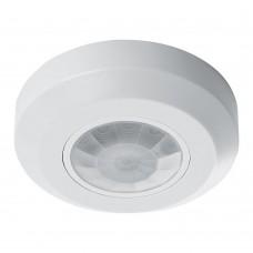 Датчик движения 400W 8m  120°(гориз.) 360°(верт.) белый SEN17