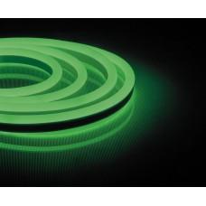 Cветодиодная LED лента Feron LS721 неоновая, 144SMD(2835)/м 12Вт/м  50м IP67 220V зеленый