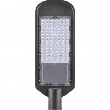 Светодиодный уличный консольный светильник Feron SP3034 80W 6400K 230V, серый