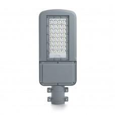 Светодиодный уличный консольный светильник Feron SP3040 30W 5000K 230V, серый