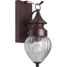Светильник садово-парковый Feron PL540  60W E27 230V, коричневый