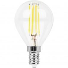 Лампа светодиодная Feron LB-509 Шарик E14 9W 4000K