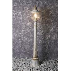 Светильник садово-парковый Feron PL596 столб 60W 230V E27, белое золото