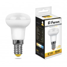 Лампа светодиодная Feron LB-439 E14 5W 2700K