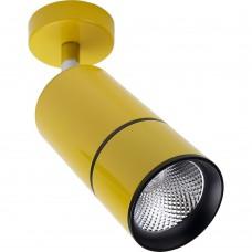 Светодиодный светильник Feron AL526 накладной 12W 4000K  желтый
