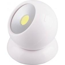 Светодиодный поворотный светильник Feron FN1209, 3W, белый