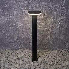 Светильник уличный светодиодный Feron DH106, 7W, 420Lm, 4000K, черный
