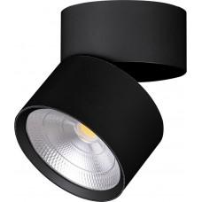 Светодиодный светильник Feron AL520 накладной 15W 4000K черный