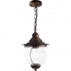Светильник садово-парковый Feron PL595 на цепочке 60W 230V E27, коричневый