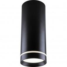 Светодиодный светильник Feron AL534 накладной 15W  4000K черный 80*200