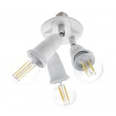 Патрон для ламп 230V Е27-3*Е27, LH62