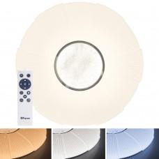 Светодиодный управляемый светильник накладной Feron AL4053 тарелка 72W 3000К-6000K белый