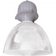 Металлогалогенный прожектор Feron AL9105 купольный 400W E40 230V, серый