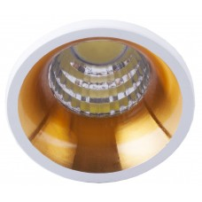 Светодиодный светильник Feron LN003 встраиваемый 3W 4000K белый с хромом