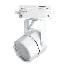 Светильник Feron AL192 трековый однофазный на шинопровод под лампу GU10, белый