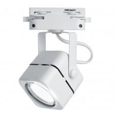 Светильник Feron AL190 трековый однофазный на шинопровод под лампу GU10, белый