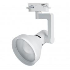 Светильник Feron AL193 трековый однофазный на шинопровод под лампу E27, белый