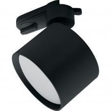 Светильник Feron AL159 трековый однофазный на шинопровод под лампу GX53, черный