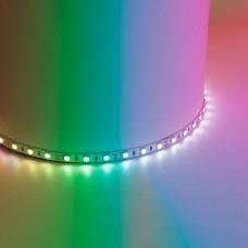 Cветодиодная LED лента Feron LS606, 60SMD(5050)/м 14,4Вт/м 5м IP20 12V RGB