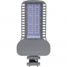 Светодиодный уличный консольный светильник Feron SP3050 100W 5000K 230V, серый
