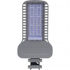 Светодиодный уличный консольный светильник Feron SP3050 100W 4000K 230V, серый