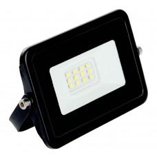 Светодиодный прожектор SAFFIT SFL50-10 IP65 10W 6400K черный