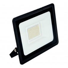 Светодиодный прожектор SAFFIT SFL50-100 IP65 100W 6400K черный
