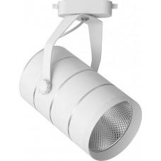 Светодиодный светильник Feron AL112 трековый на шинопровод 20W 4000K 35 градусов белый