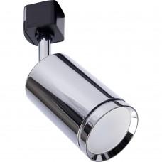 Светильник Feron AL155 трековый на шинопровод под лампу GU10, хром