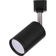 Светильник Feron AL155 трековый на шинопровод под лампу GU10, черный