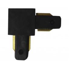 Соединительный L-озный элемент черный Kink Light 167.19